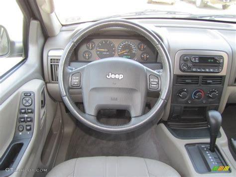 jeep grand cherokee dashboard 2004 jeep grand cherokee laredo taupe dashboard photo