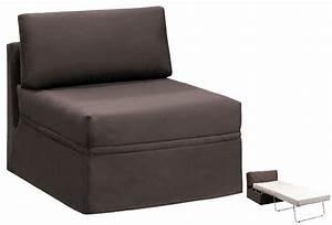 Chauffeuse 1 Personne : chauffeuse casa convertible lit en tissu home spirit par d stockage canap ~ Teatrodelosmanantiales.com Idées de Décoration