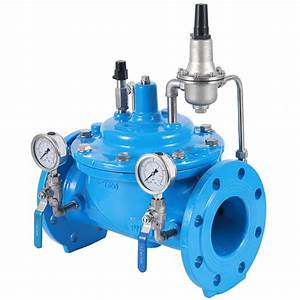 China Pressure Reducing Valve For Water System