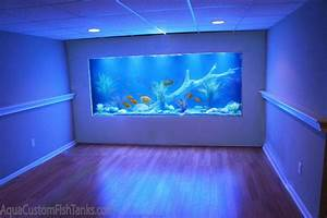 Decor: Appealing New Laminate Floor And Giant Big Fish