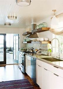 Beadboard ceiling contemporary kitchen jennifer