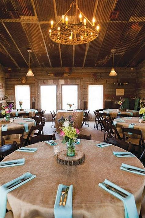 30 barn wedding reception table decoration ideas deer pearl flowers part 2