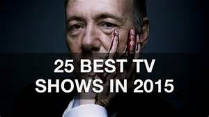 top 25 best tv shows 2015 tvpre
