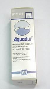Test Dureté De L Eau : tests bandelettes th duret de l eau aquadur entre2 eaux ~ Premium-room.com Idées de Décoration