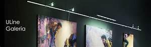 Led Schienensystem Flexibel : uline galeria lichtschienensystem bildbeleuchtung von paulmann led leuchten styled ~ Orissabook.com Haus und Dekorationen