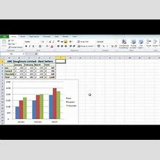 Excel 2010 Tutorial For Beginners #1  Overview (microsoft Excel) Youtube