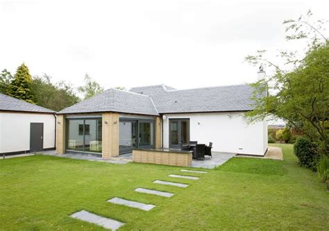 Dated Bungalow Transformed  Real Homes  New House