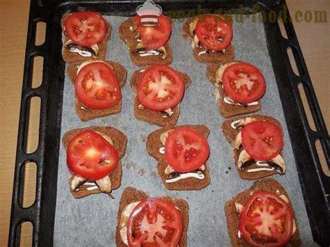 Gardi karstie sviestmaizes ar sēnes sēnēm - recepte karstā ...