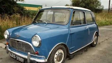 Garage Find 1967 Austin Mini Cooper S Mki Youtube