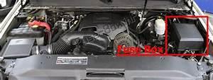 Fuse Box Diagram Cadillac Escalade  Gmt 900  2007