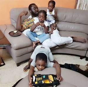 Lol! Mercy Johnson's husband subs his wife as he shares ...