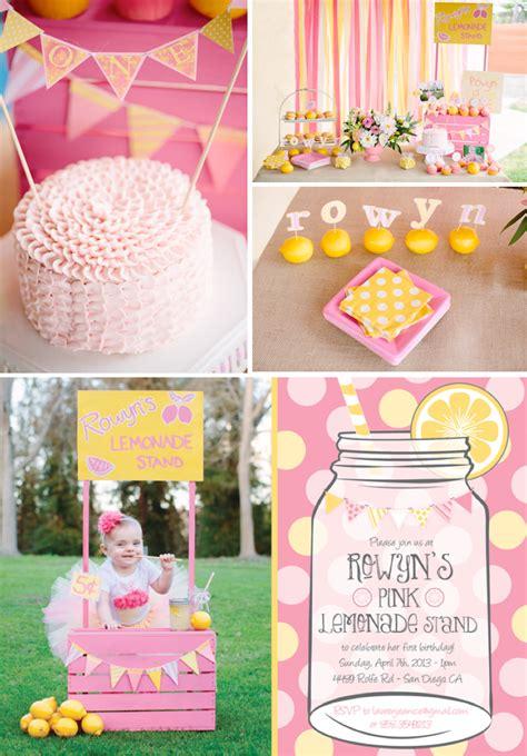 Karas  Ee  Party Ee    Ee  Ideas Ee   Pink Lemonade Summer St  Ee  Birthday Ee