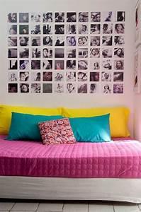 Mit Fotos Dekorieren : eine kreative fotowand selber machen diy anleitung und ideen ~ Indierocktalk.com Haus und Dekorationen