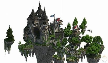 Minecraft Epic Castle Build Speed Tellur Timlapse