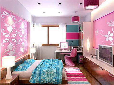 Bedroom  How To Decorate A Girly Bedroom Painting Ideas