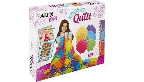 Alex Toys Craft Knot A Quilt Kit Just .99