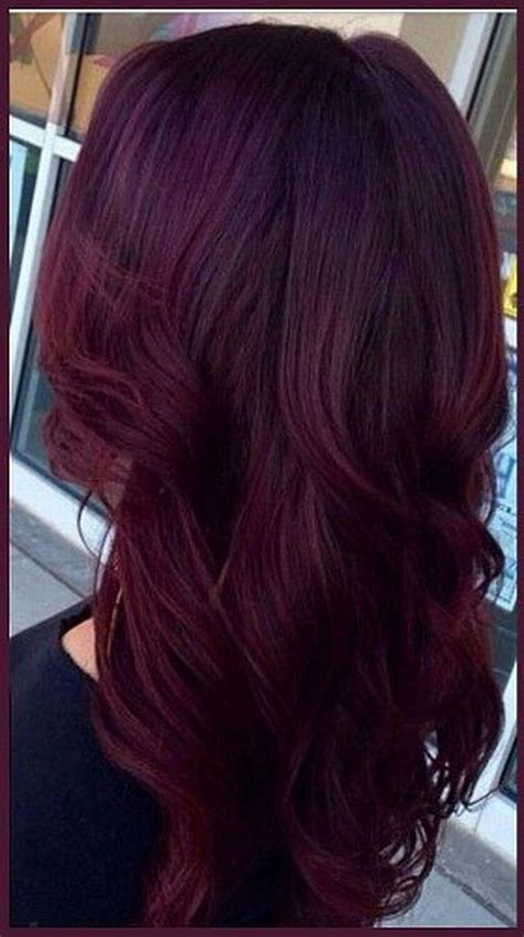 burgundy hair color ideas 25 trending burgundy hair ideas on burgundy
