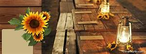 Rustic Sunflowers Facebook Covers, Rustic Sunflowers FB ...