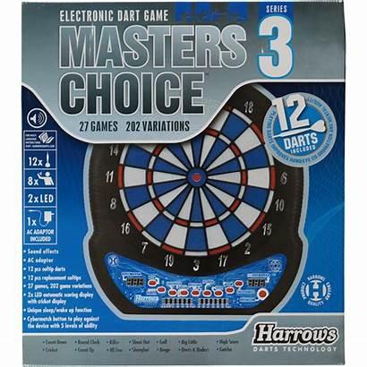 Choice Masters Dart Std Dartspel Harrows Xxl