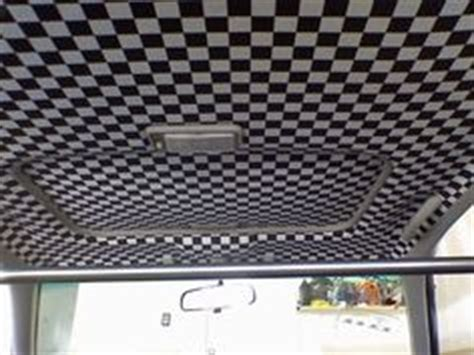 Diy Car Upholstery Repair by How To Custom Headliner Diy Projects Cars