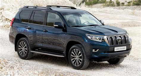 New Toyota Land Cruiser 2018 Motaveracom