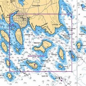 Chester Harbour Marine Chart Ca4381 3 Nautical