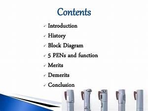 5 Pen Pc Tecnology
