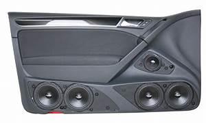 Golf 7 Lautsprecher : vw golf 6 2 t rig doorboards mit 3 wege soundsystem ~ Jslefanu.com Haus und Dekorationen