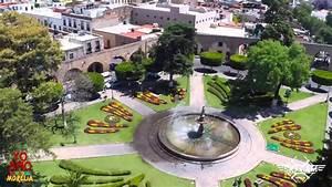 Calzada A San Diego  Tarascas  Plaza Manuel Villalong U00edn Y