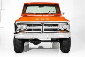 1970 Chevrolet Pickup K10 4wd 4