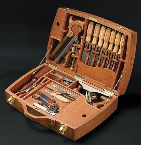 wood tool storage chest woodworking projects plans