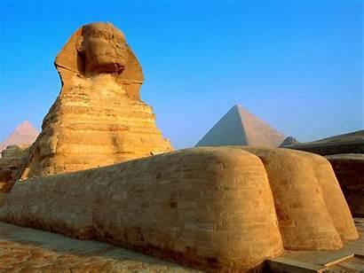 Sphinx Giza Unsen