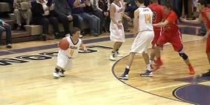 4-Foot-1 Basketball Player Seth Kraft Scores Big During ...
