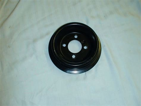2003 03 04 supercharged mustang cobra factory water pulley 4 6 dohc ebay