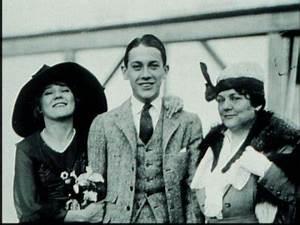 Olive Thomas, Jack Pickford & his mother. | *Olive Thomas ...