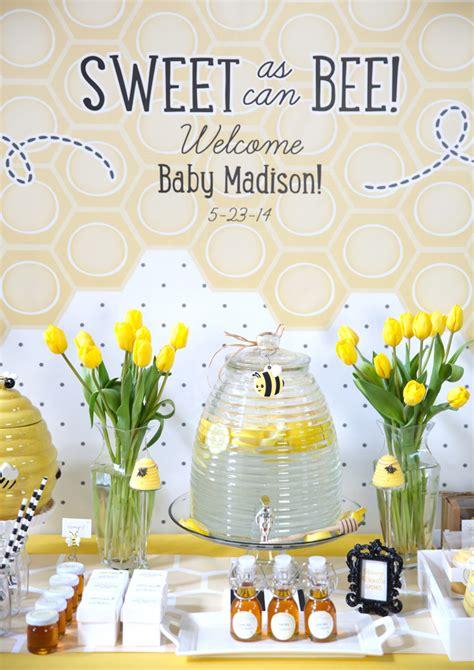 baby shower abejitas organiza tu fiesta