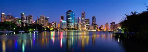 elses town panorama  australianlight