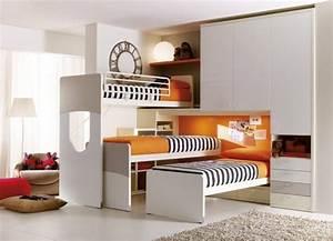 Armoire Chambre Blanche : armoire chambre enfant 25 id es pratiques et en couleurs ~ Teatrodelosmanantiales.com Idées de Décoration