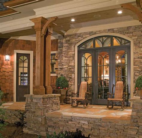 house porch side view interior architecture designs rustic craftsman style