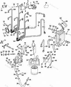 Evinrude Outboard Parts By Year 2003 Oem Parts Diagram For