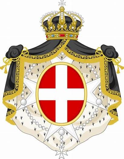Arms Coat Order Malta Military Sovereign Svg