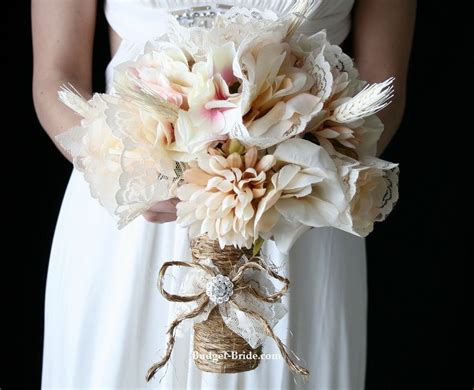 chic western wedding flowers  rope aw giddy