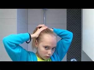 Haarband Für Dutt : dutt f r kinder youtube ~ Frokenaadalensverden.com Haus und Dekorationen