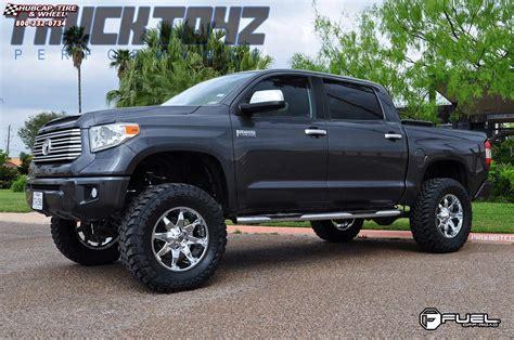 Wheels For Toyota Tundra by Toyota Tundra Fuel Octane D508 Wheels Chrome