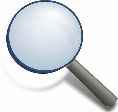 Magnifying Glass Clip Clipart Clker Svg Research