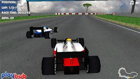 3d formula driver games funny description game