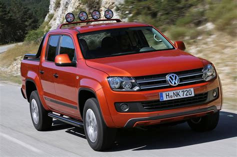 New Vw Truck is volkswagen bringing a midsize concept to new