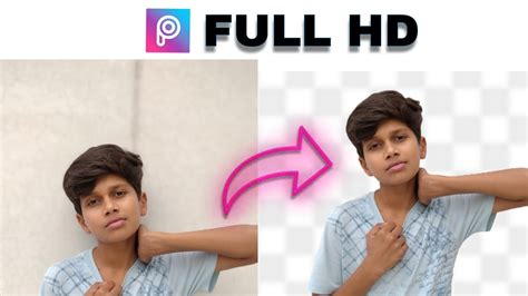 remove photo background  full hd youtube