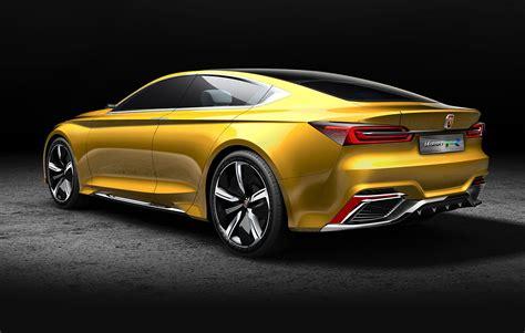 Roewe Vision R - Concept Car mit Wow-Effekt - NewCarz.de