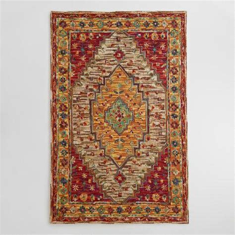 world market rug zahra caravan tufted rug world market